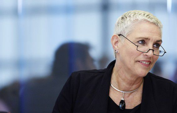 Staatssecretaris Wilma Mansveld (Infrastructuur en Milieu)