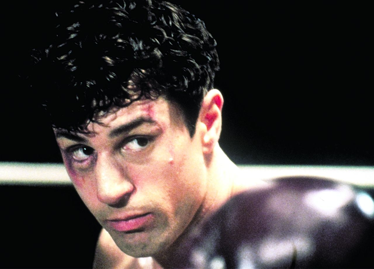 """FILE - In this 1980 file photo originally released by United Artists, Robert DeNiro is shown in a scene from """"Raging Bull."""" (AP Photo/United Artists, file) NO SALES"""