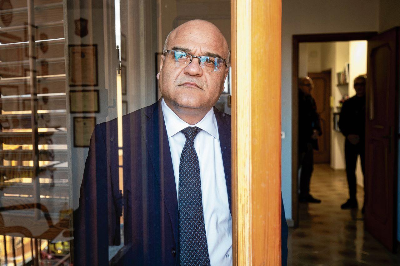 Giuseppe Antoci was directeur van natuurpark Nebrodi op Sicilië. Wie staatsgrond wilde pachten moest van hem een 'antimaffiacertificaat' overleggen.