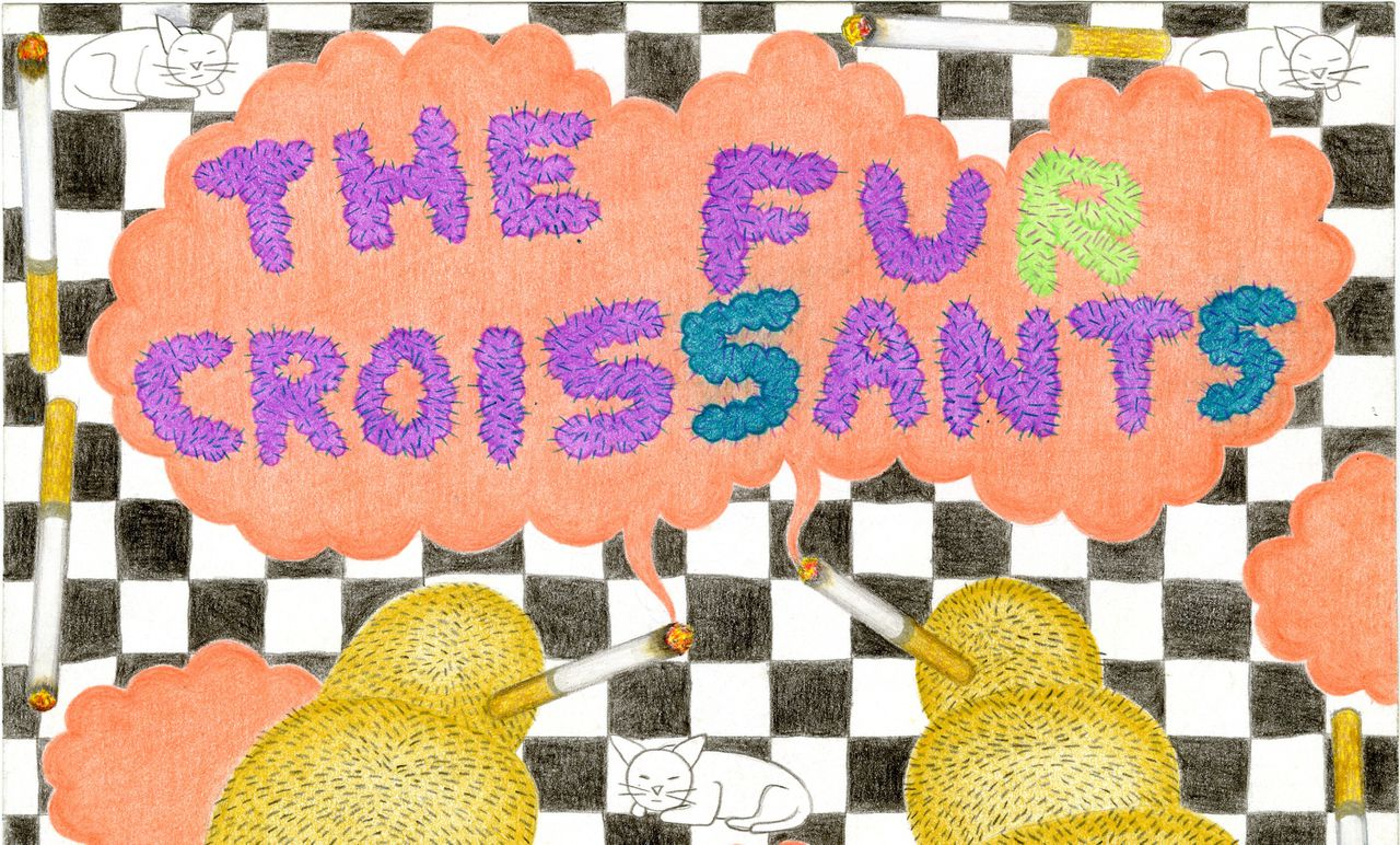 Koen Taselaar, The Fur Croissants - Imaginary Band #182