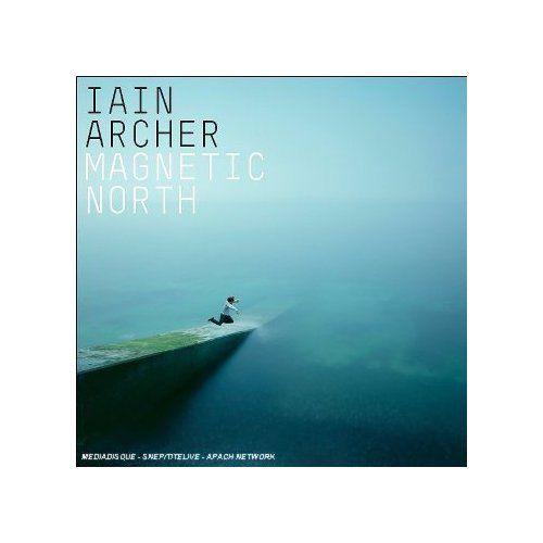 cd pop Iain Archer. Magnetic NorthPIAS ***--