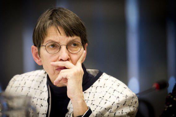 Staatssecretaris van Sociale Zaken Jetta Klijnsma (PvdA).