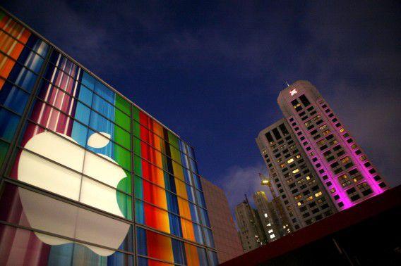 Apple zou voor 33,5 miljard euro aan belastingen hebben ontdoken