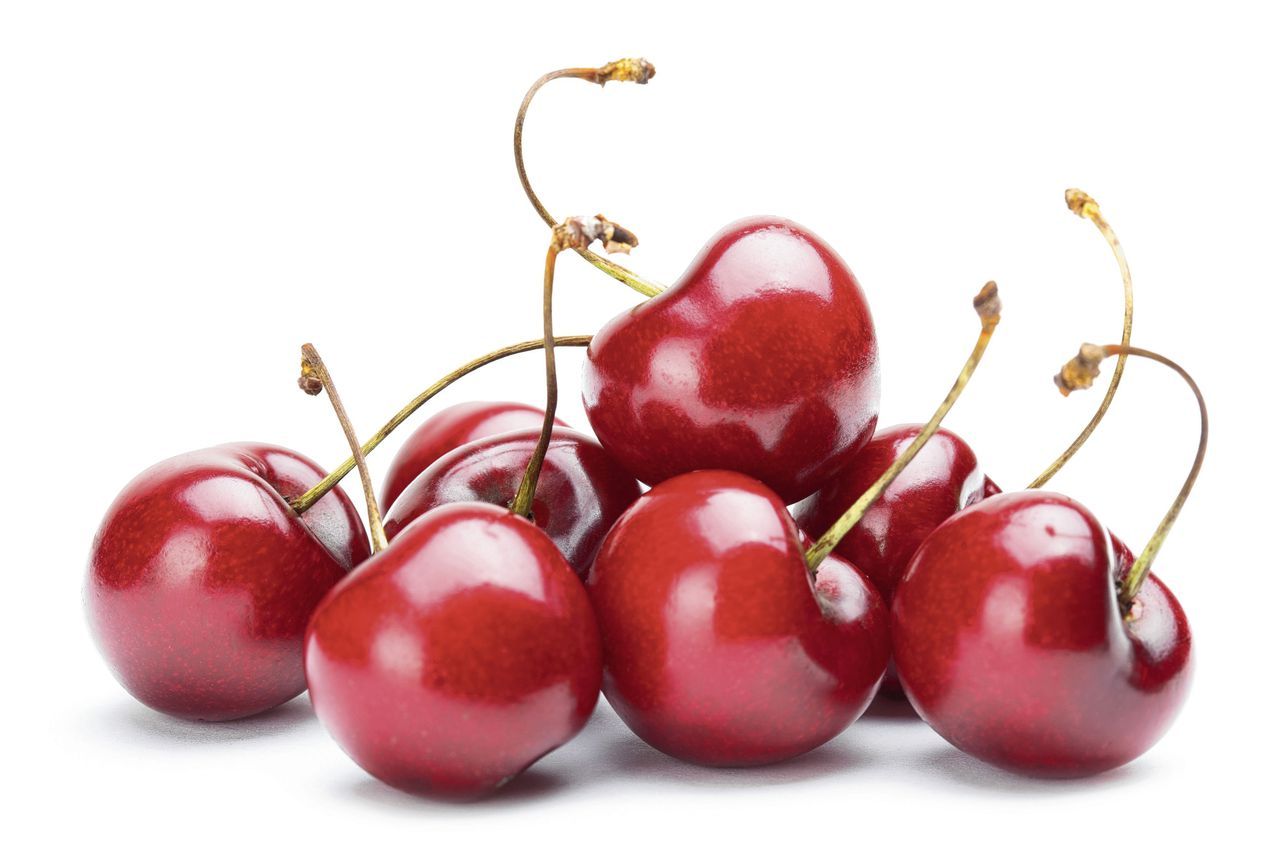 Bunch of cherries