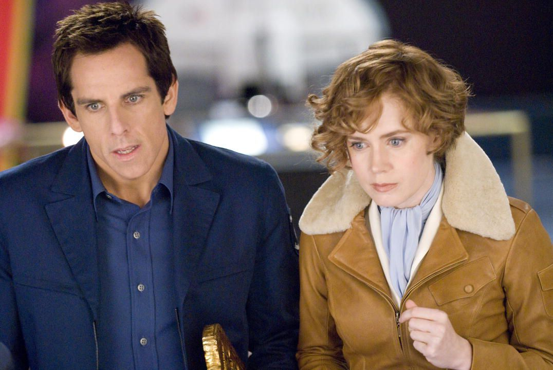 "Ben Stiller in Night at the Museum 2 scene uit de film Night at the Museum 2 : Battle of the Smithsonian (2009) FOTO: Fox Ben Stiller Amy Adams ""NIGHT AT THE MUSEUM 2"" Ph: Doane Gregory"