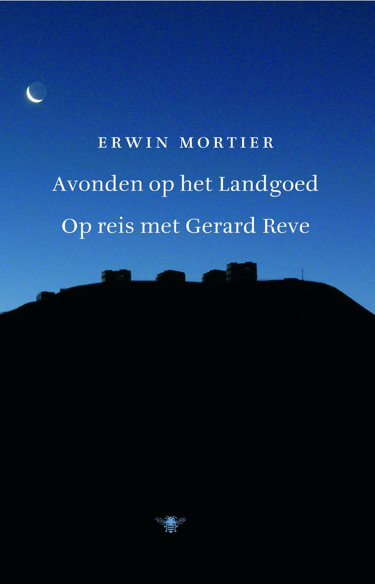Erwin Mortier: Avonden op het landgoed. Op reis met Gerard Reve. De Bezige Bij. 126 blz. € 15,– Erwin Mortier: Avonden op het landgoed. Op reis met Gerard Reve.De Bezige Bij. 126 blz. € 15,– **---