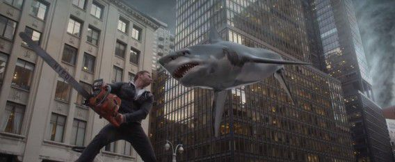 Trailer Sharknado 2: The Second One.