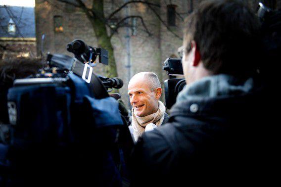 Stef Blok, hier op archiefbeeld, kon vanochtend nog niet reageren op de brief van de wethouders.