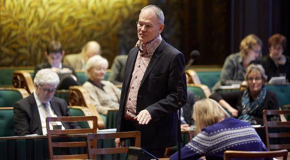 Adri Duivesteijn Eerste Kamer debatteert over woningmarkt