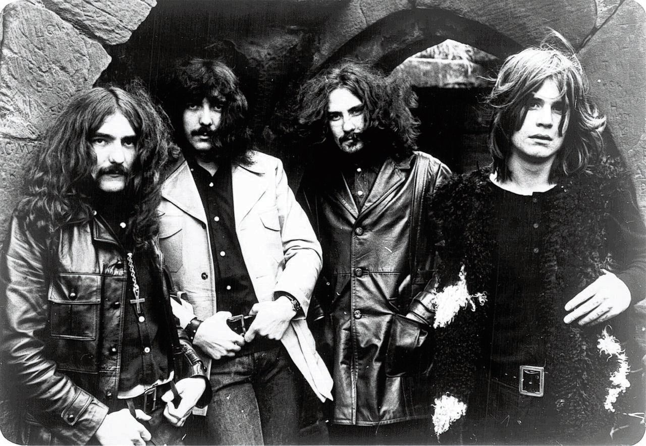 Black Sabbath in 1970.
