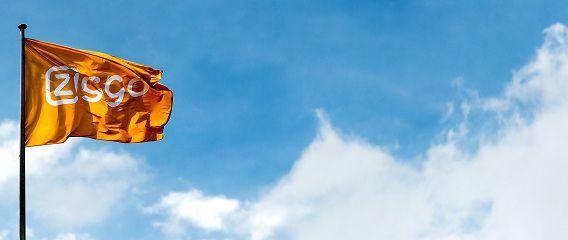 Ziggo vervangt DE Master Blenders op de AEX.