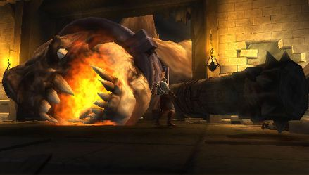 God of War - Chains of Olympus (Sony)