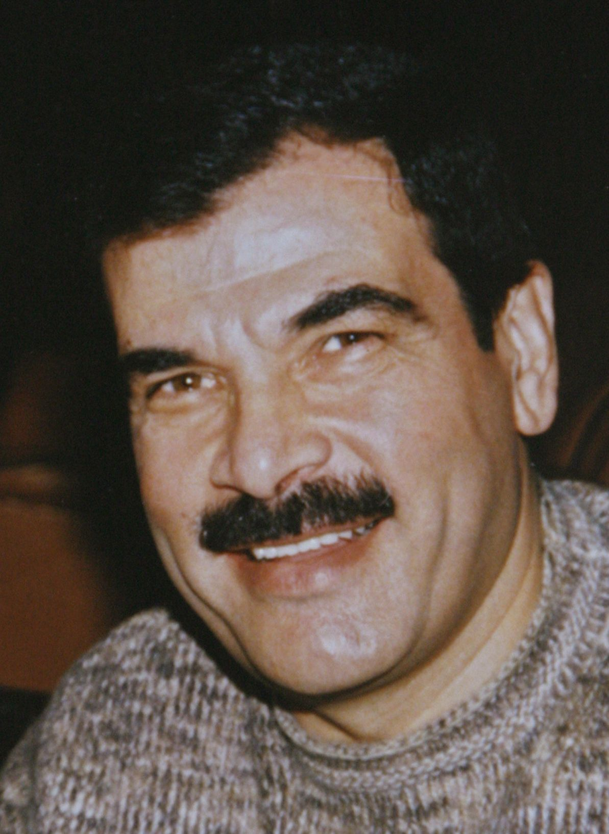 Assef Shawkat, the brother-in-law of Syrian President Bashar al-Assad, is seen in this undated handout picture. A suicide bomber killed three of Syrian President Bashar al-Assad's top military officials, including Shawkat, on July 18, 2012, security sources said, the worst blow to Assad's high command in the country's 16-month-old rebellion. REUTERS/Handout/Files (SYRIA - Tags: POLITICS HEADSHOT OBITUARY CIVIL UNREST) FOR EDITORIAL USE ONLY. NOT FOR SALE FOR MARKETING OR ADVERTISING CAMPAIGNS