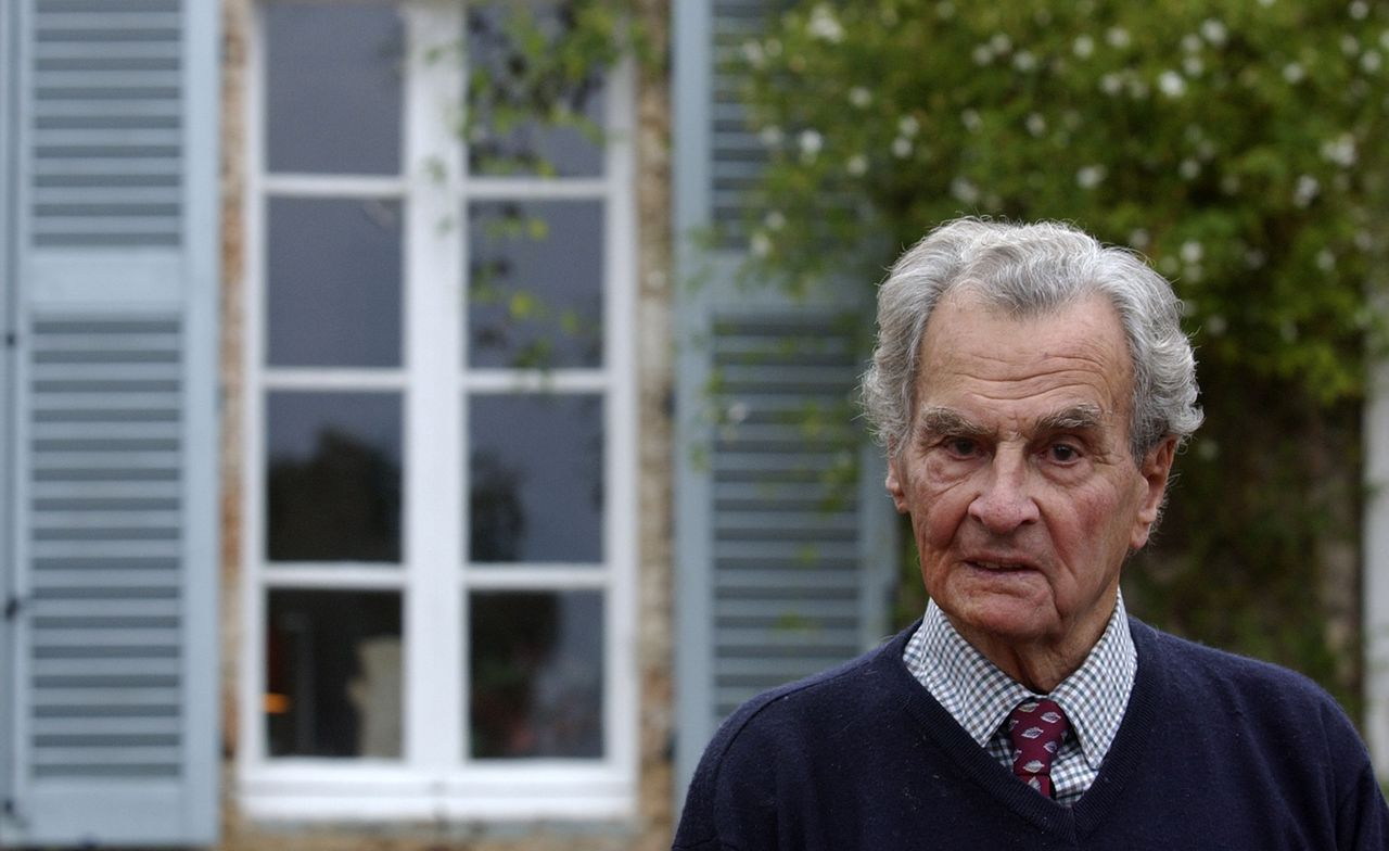 "File - In this Dec. 30, 2001 picture British travel writer Sir Patrick Leigh Fermor, is seen at his house in Kardamyli, Greece. Fermor known for his World War II exploits behind enemy lines in Crete, died in Britain on Friday. He was 96. Greece's Culture Ministry expressed deep sorrow at the writer's death, calling him one of Greece's most significant cultural ambassadors in the world. ""Patrick Leigh Fermor, perhaps the greatest contemporary travel writer, loved Greece as his second country,"" a ministry statement said. (AP Photo/Thanassis Stavrakis, file)"