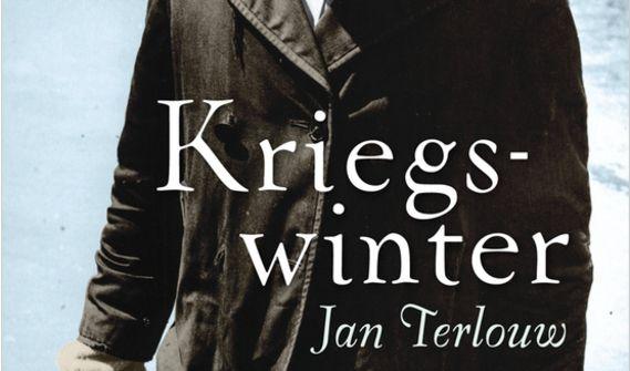 Het omslag van Kriegswinter, de Duitse vertaling van Oorlogswinter.