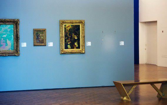 De grootste kunstroof was de diefstal van zeven werken uit de collectie van de Triton Foundation uit de Kunsthal in Rotterdam.