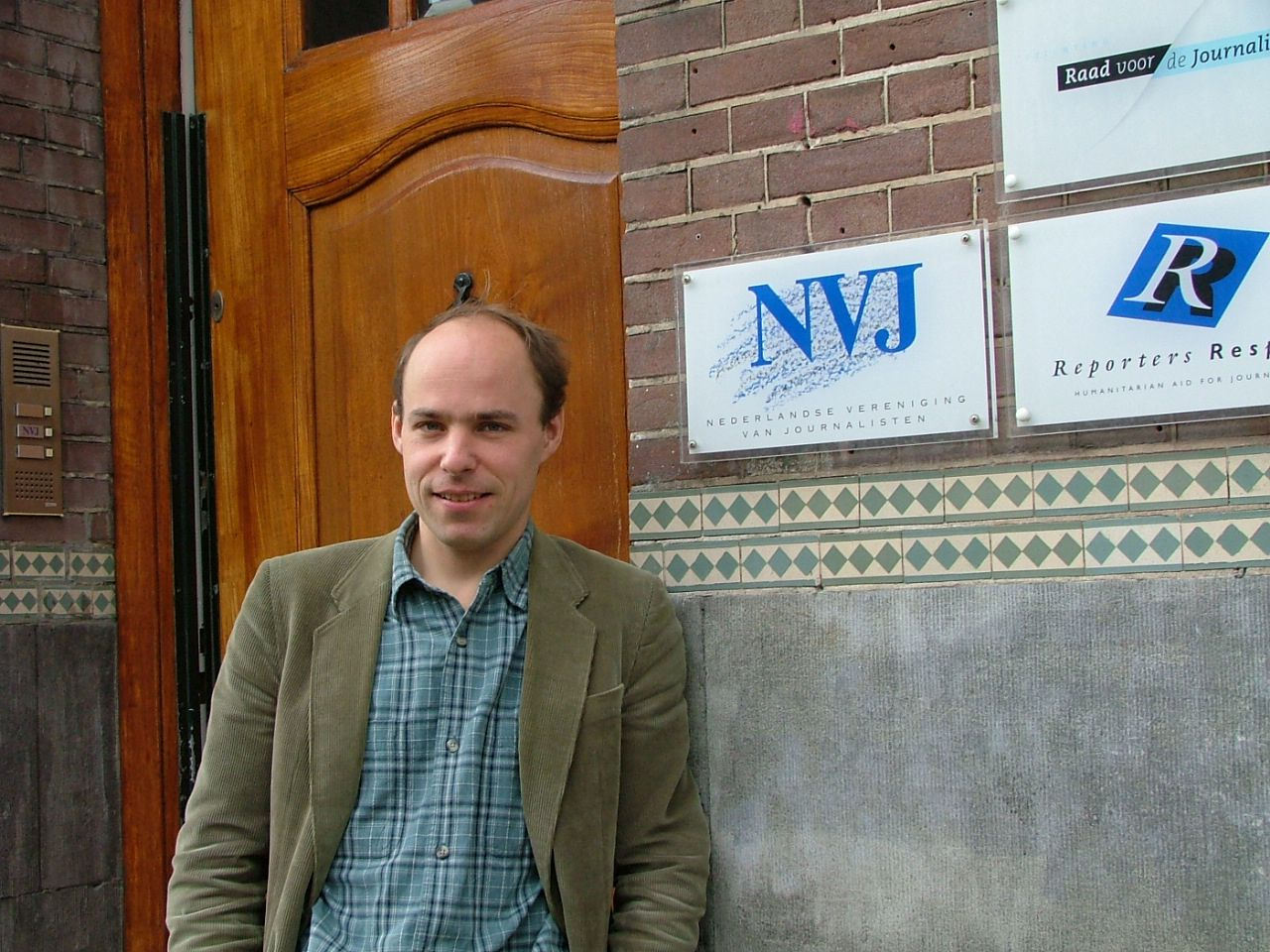 Thomas Bruning is secretaris van de Nederlandse Vereniging van Journalisten (NVJ).