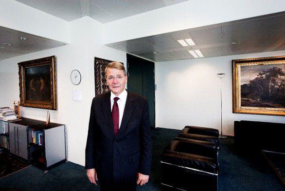 Minister Piet Hein Donner in 2010.