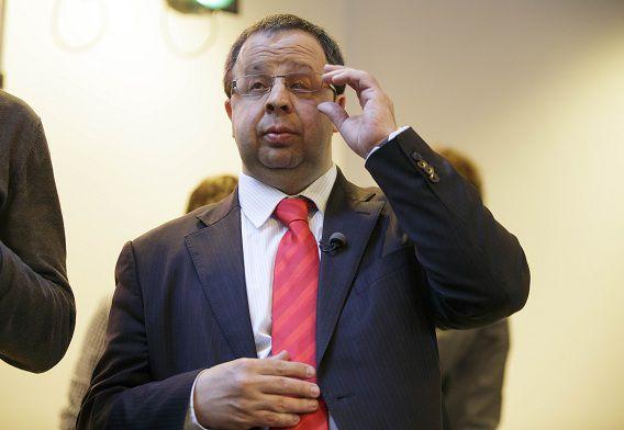 PvdA-lid Sander Terphuis leidde het verzet binnen de partij tegen de strafbaarheidstelling van illegalen.