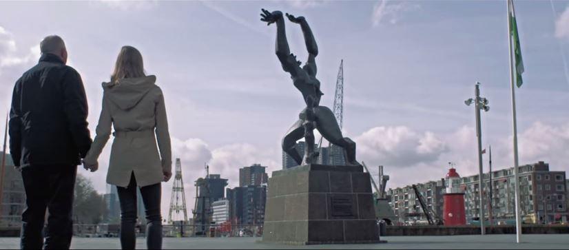 Fragment uit 'In naam van Rotterdam'