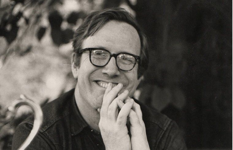 Peter Gatacre in 1970