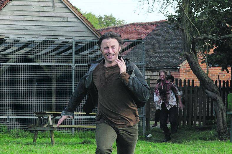 """File - In this 2007 photo provided by Fox Atomic, Robert Carlyle is chased by the infected in """"28 Weeks Later."""" Anyone who's been to college has put in a monster study session or two. Marina Levina's students spend sessions studying monsters. And, no, it's not a frightfully easy course, says Levina, who teaches at the University of California, Berkeley.(AP Photo/Fox Atomic)"""