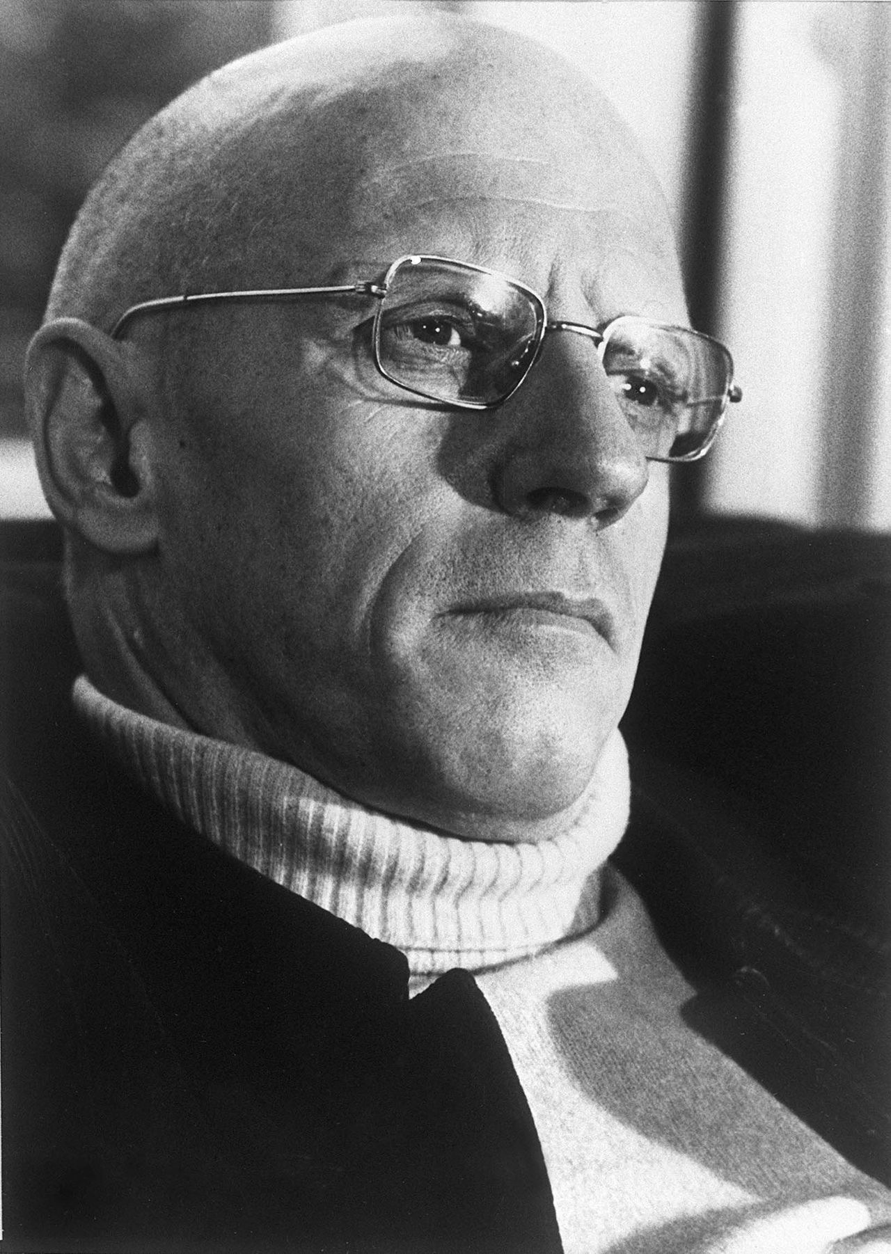 Michel Foucault Foto AFP French philosopher Michel Foucault shown in an undated photo in Paris. Photo non datée du philosophe français Michel Foucault