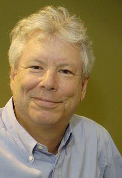 Gedragseconoom Richard Thaler (64) is sinds 1995 verbonden aan de Universiteit van Chicago.