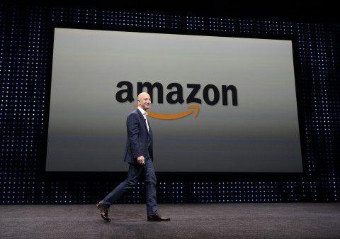 Jeff Bezos, CEO van Amazon.