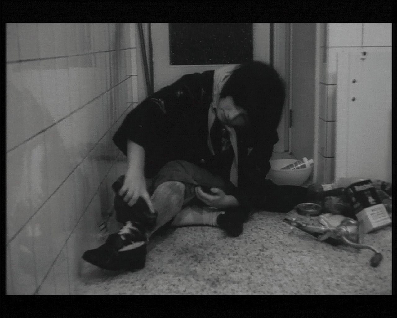 Saute ma ville (1968). Chantal Akerman