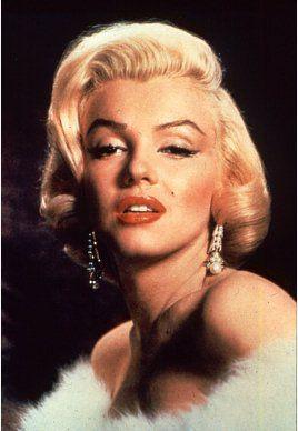 Een pukkel, net als Marilyn Monroe