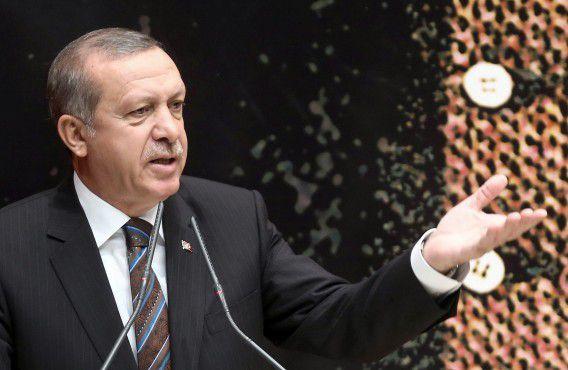 Premier Tayyip Erdogan.