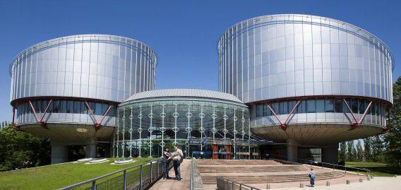Het Europees Hof voor de Rechten van de Mens in Straatsburg. De VVD vindt dat de Kamer voortaan moet bepalen of de overheid zich houdt aan internationale verdragen.