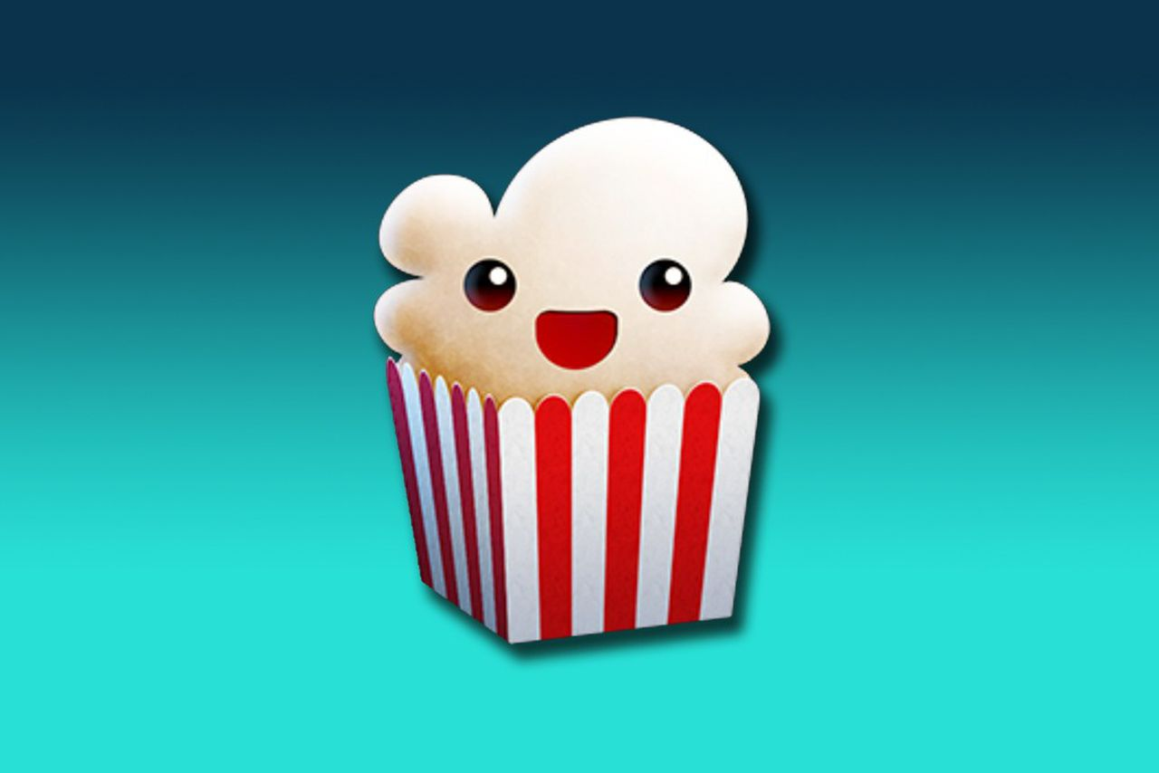 how to delete popcorn time