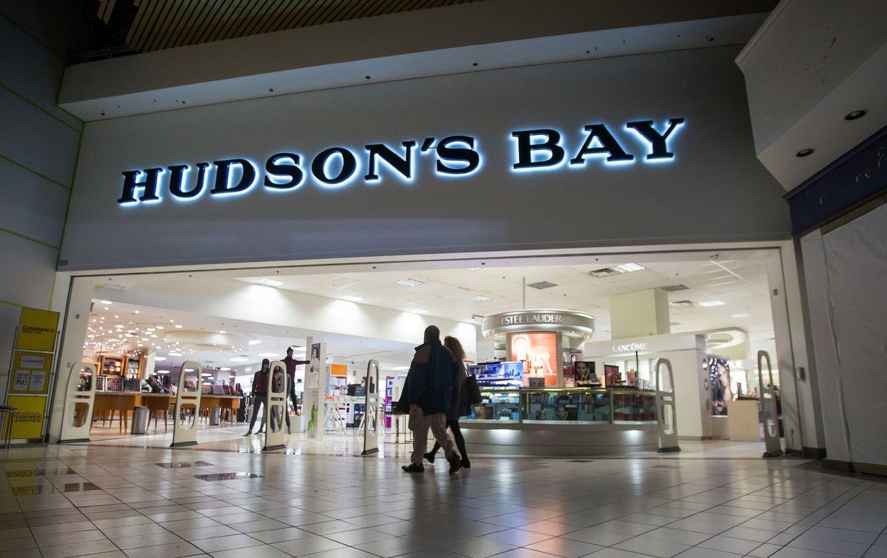 In Nederland heeft Hudson's Bay vijftien winkels.