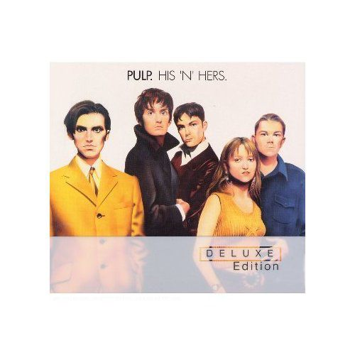 CD BRITPOP Pulp: His 'N Hers **** Different Class ***** This Is Hardcore **** Island /Universal Pulp: His 'N Hers