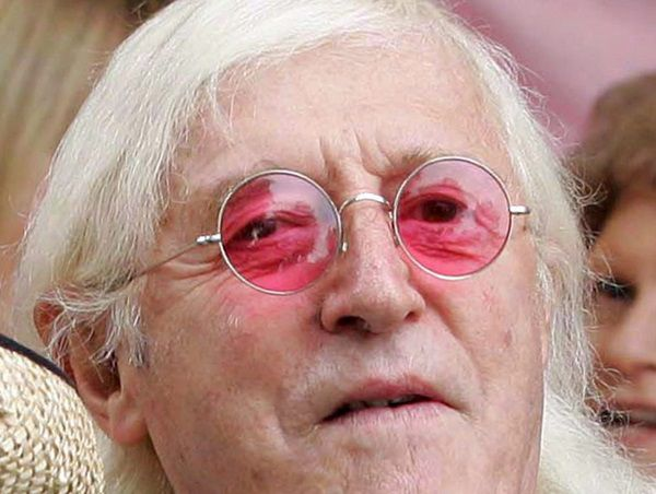 Jimmy Savile in 2005.