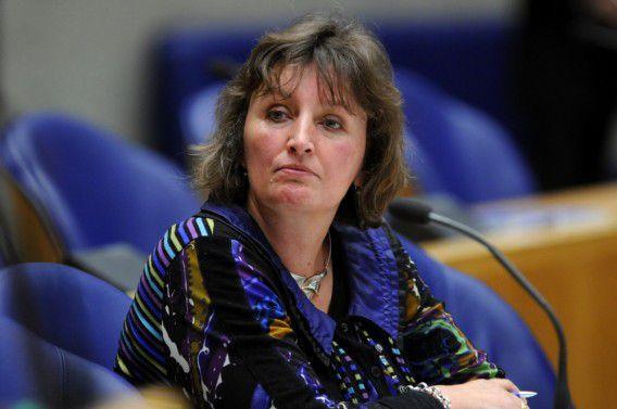 Liesbeth Spies wil niet nog eens met de PVV samenwerken.