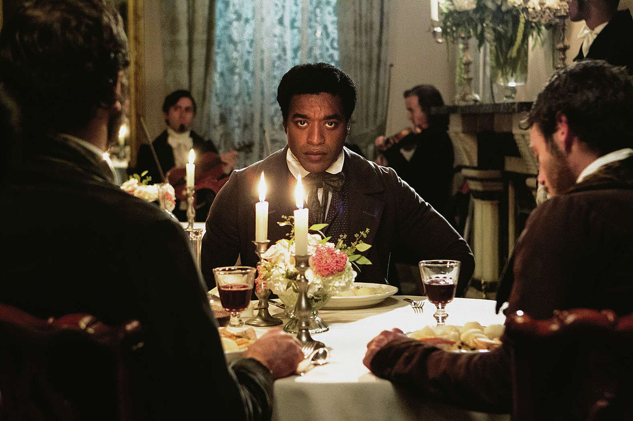Favoriet: 12 Years a Slave