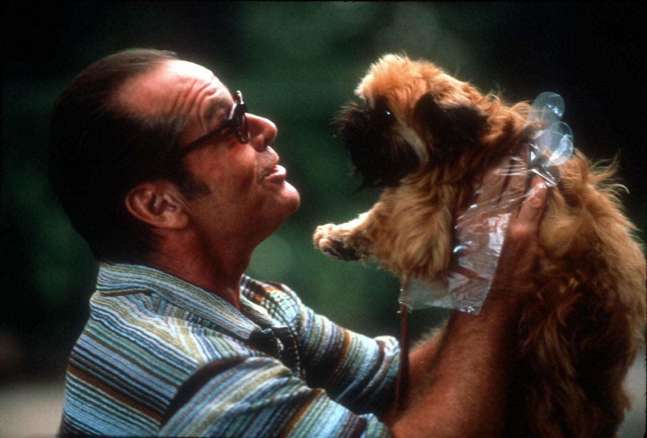 As Good As It Gets Year: 1997 Director: James L.Brooks Jack Nicholson