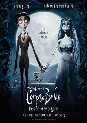 Corpse Bride Regie: Tim Burton, Mike Johnson € 9,99 ****-