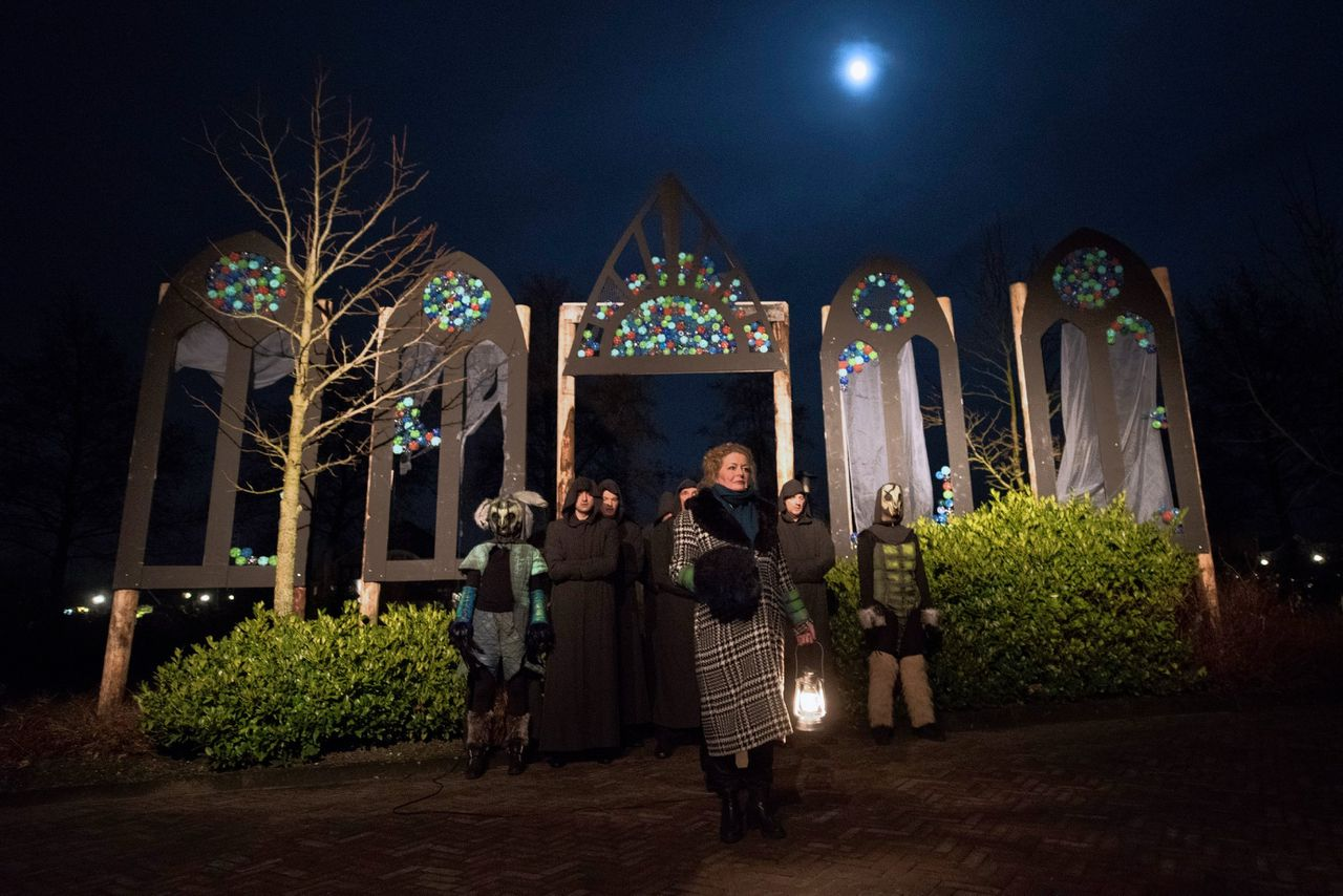 De voorstelling De Frijtinker in IJlst is de aftrap van Under de Toer