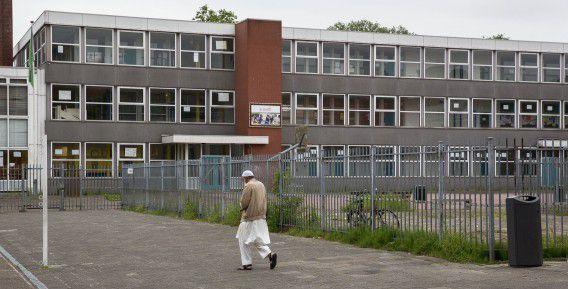 Islamitische scholengemeenschap Ibn Ghaldoun in Rotterdam.