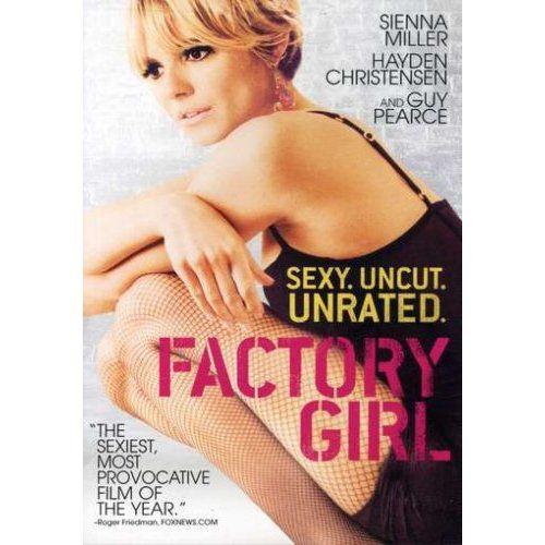 Dvd Film Factory Girl Regie: George Hickenlooper € 14,99 *