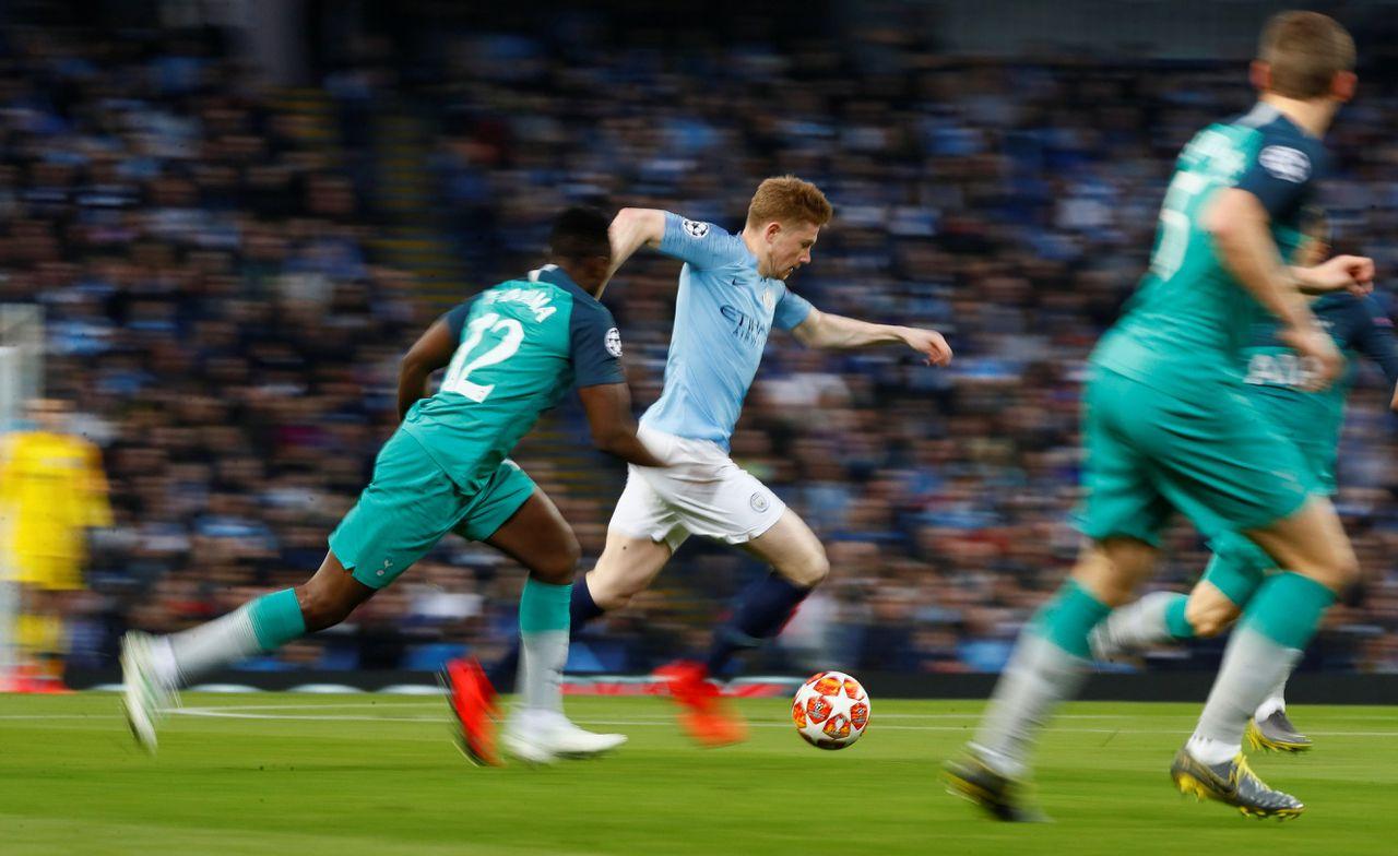 Tottenham Hotspur wordt de tegenstander van Ajax in de halve finales van de Champions League.