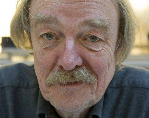 Schrijver-bioloog Midas Dekkers.
