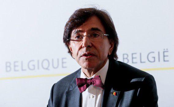 De Belgische premier Elio Di Rupo gaat niet naar Sotsji.