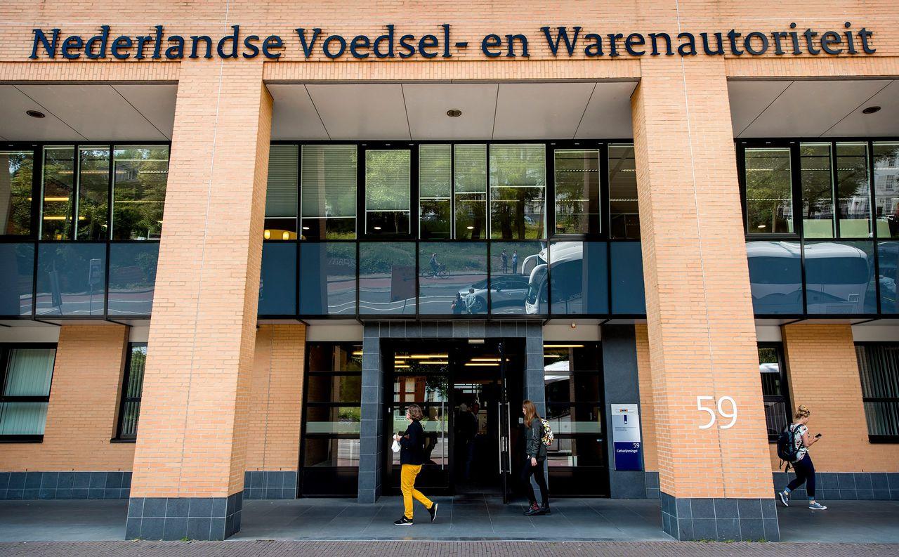 Het ICT-project bij Nederlandse Voedsel- en Warenautoriteit is per direct gestoptr.