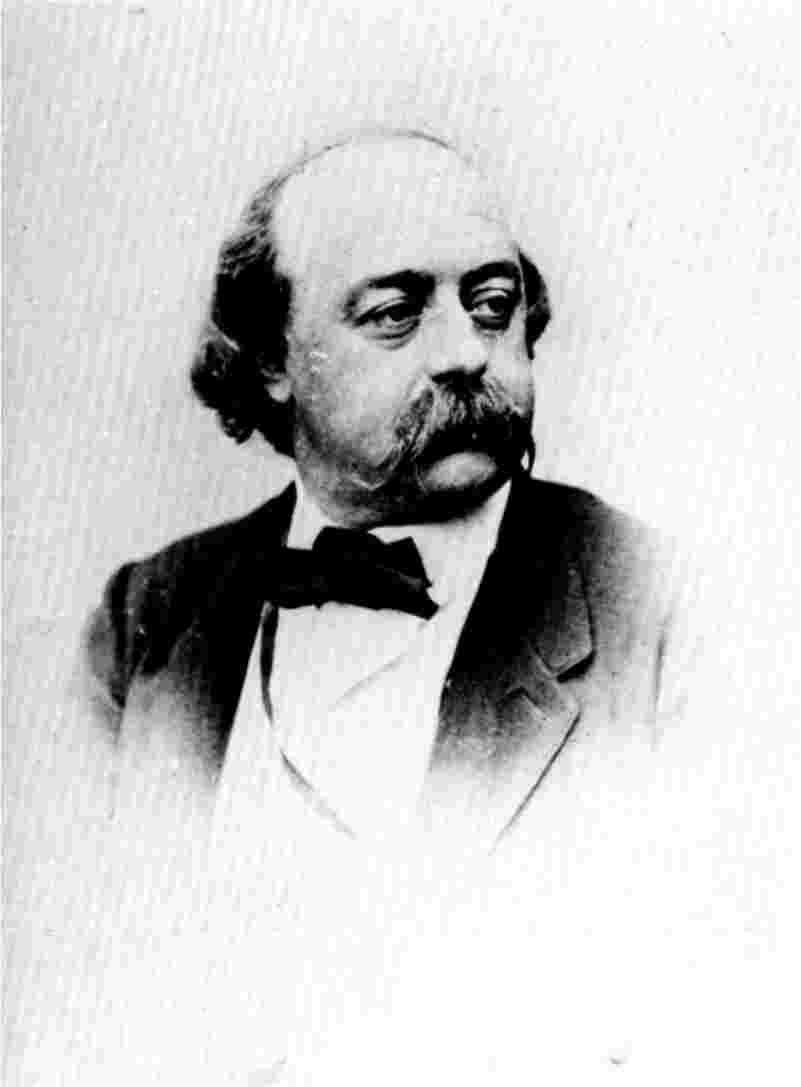 Gustave Flaubert Foto Nadar