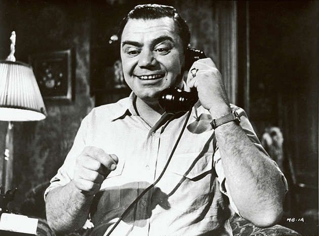 Borgnine in 'Marty'